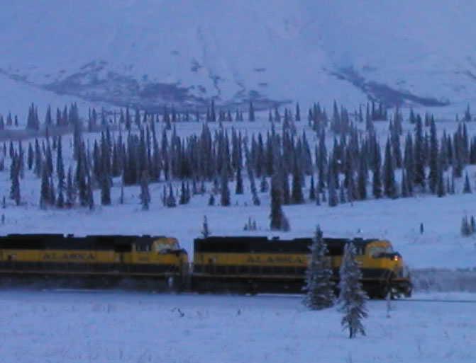 Winter Travel Packages Alaska Railroad