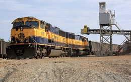 Gravel Trains | Alaska Railroad