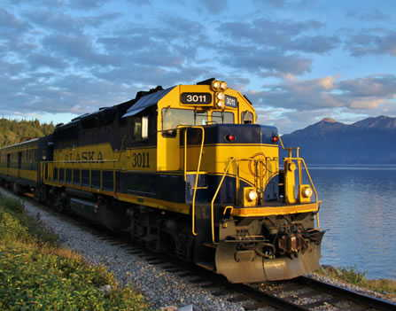 travel planning alaska railroad